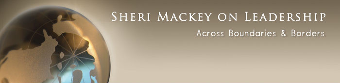 Sheri Mackey – The Global Coach